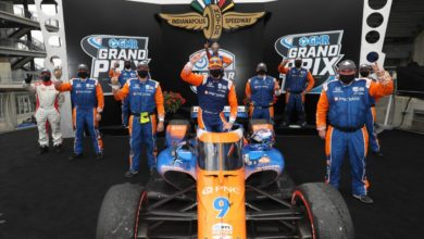 Photo of #INDY: Scott Dixon reage com estratégia e vence a segunda no ano