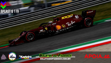 Foto de Vídeo do BPCast § 119 | Review do GP de n.º.: 1000 da Ferrari, o 01º em Mugello na Toscana de Fórmula 1
