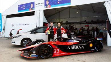 Foto de Nissan se compromete com a era Gen3 da Fórmula E