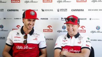Foto de Alguns pontos sobre a permanência de Raikkonen e Giovinazzi na Alfa Romeo