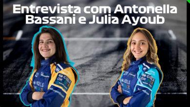 Foto de BPCast § 124 | Entrevista com Antonella Bassani e Julia Ayoub, para falar sobre o FIA #GirlsOnTrack