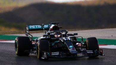 Foto de Classificação – Hamilton vai ao limite e supera Bottas para conquistar a pole, após disputa acirrada em Portugal