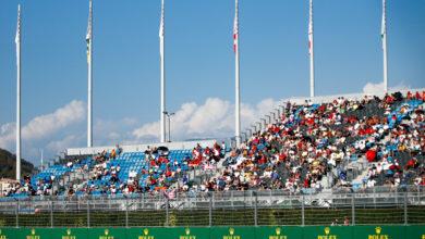 Foto de O público e falta da presença dele no GP da Túrquia