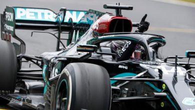 Foto de GP de Portugal – Hamilton quebra recorde e conquista a 92ª vitória da carreira