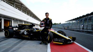 Foto de Lundgaard, Piastri e Zhou vão realizar testes no Bahrein com a Renault
