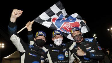 Foto de Com acidente entre líderes, trio da Wayne Taylor Racing fatura a Petit Le Mans
