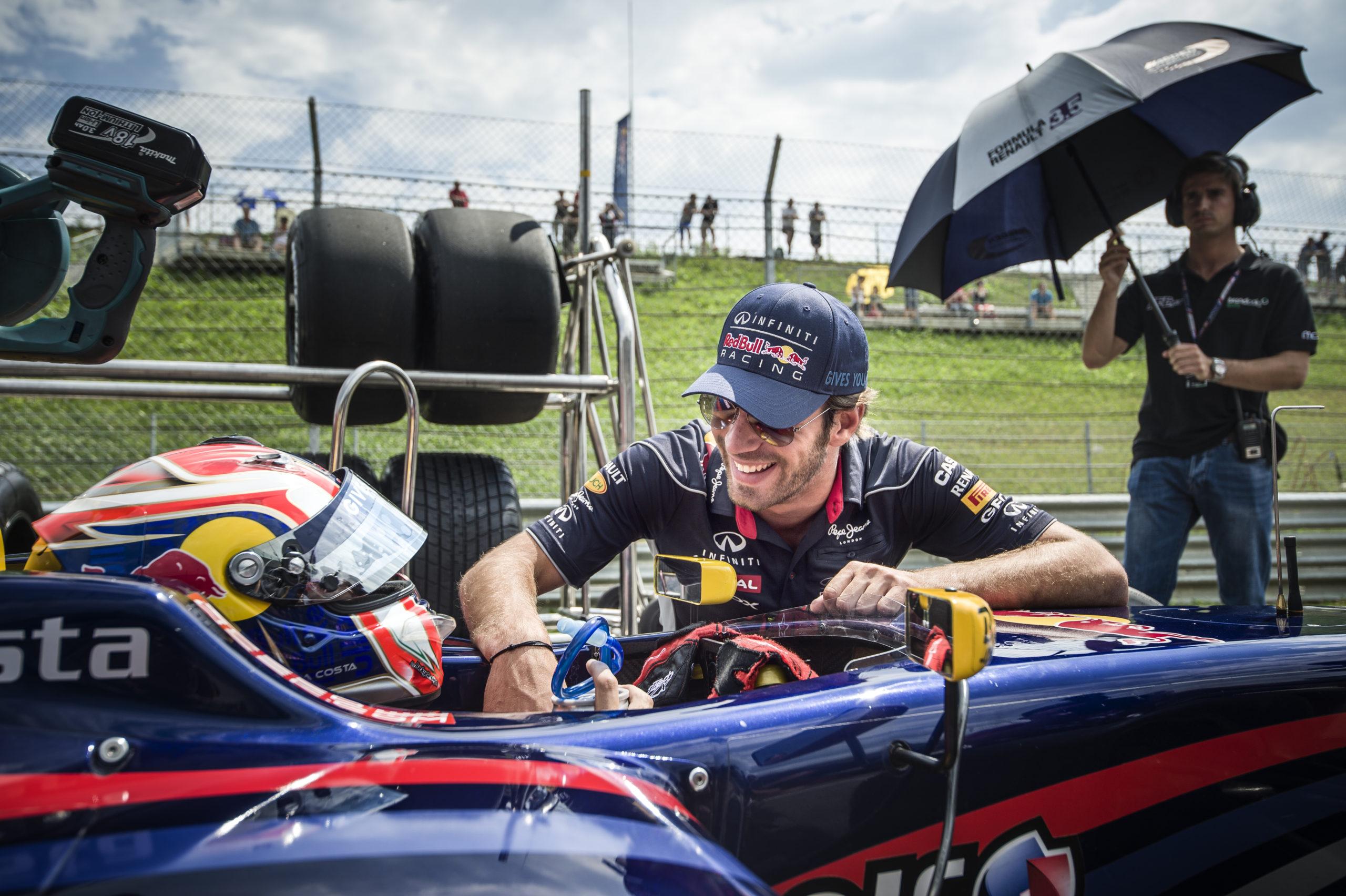 """Foto de """"Sem arrependimentos"""", Horner fala sobre alguns jovens pilotos que passaram pela Red Bull"""