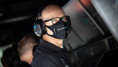 Foto de Simon Roberts está trabalhando para o avanço da Williams