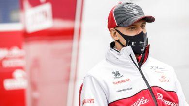 Foto de Vettel e Leclerc falam sobre a participação de Mick Schumacher no TL1 do GP de Eifel
