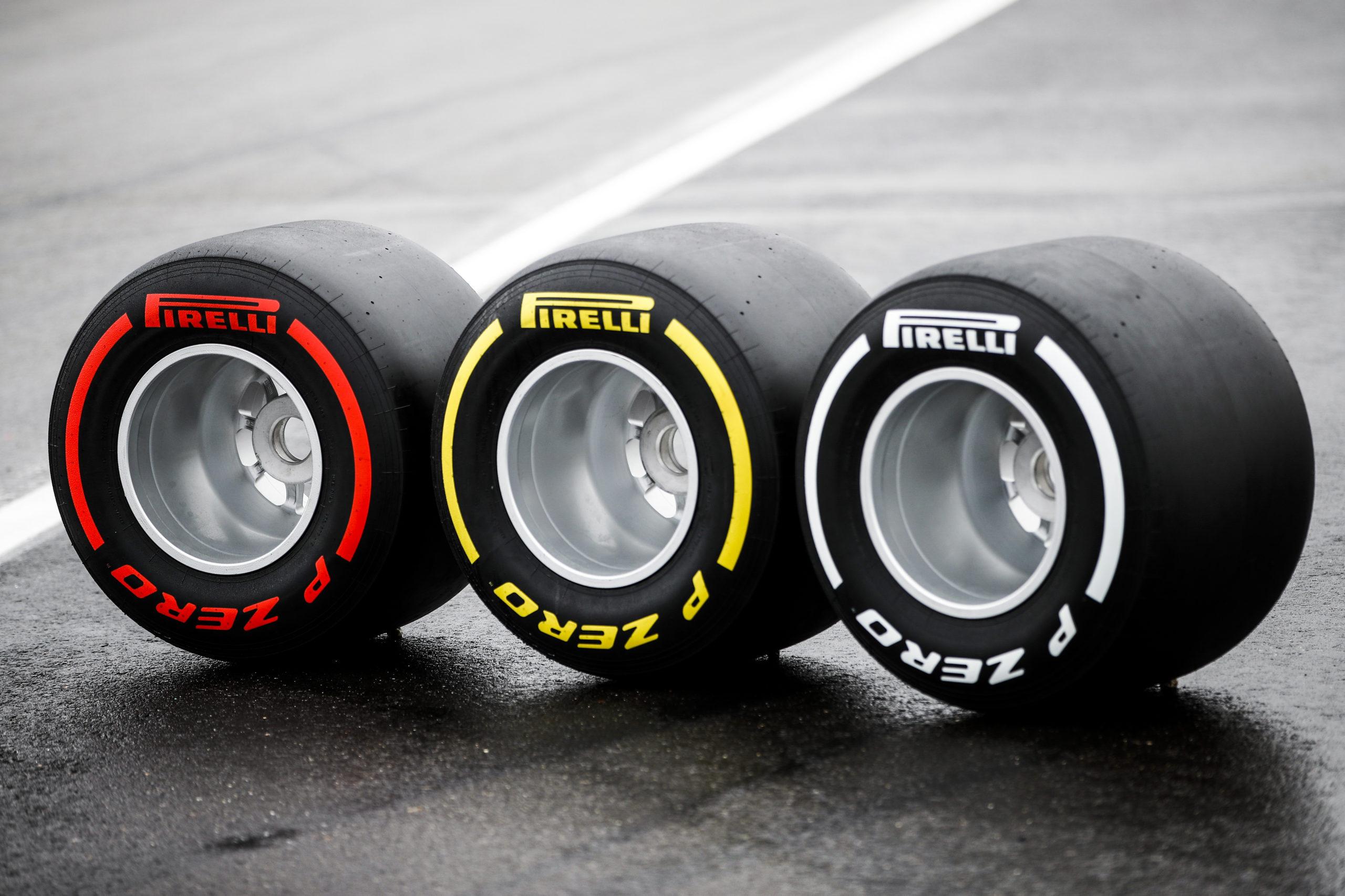Foto de GP de Eifel – Dados e as estratégias sobre os pneus utilizados em Nürburgring