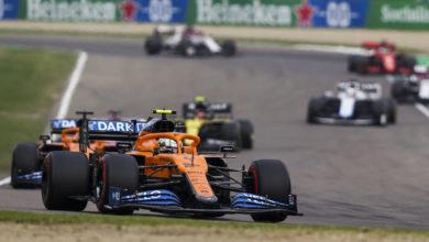 Foto de F1: O formato reduzido do fim de semana e suas questões