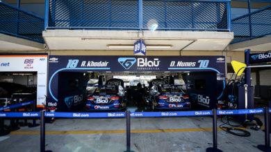 Foto de Stock Car: Cruze domina sexta-feira em Curitiba com Cacá Bueno e a dupla da Blau Motorsport