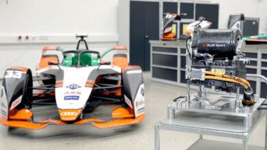Foto de Audi aposta em powertrain 100% caseiro para vencer na Fórmula E, confira o novo carro da equipe