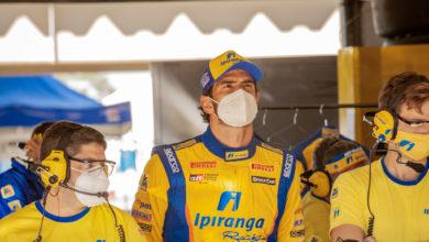 Foto de Thiago Camilo crava a pole da 9ª etapa da Stock Car, mantendo bom desempenho em Curitiba