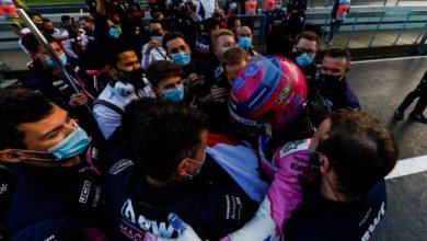Foto de Lance Stroll conquista a primeira pole em disputa direta contra Verstappen e Pérez na Turquia
