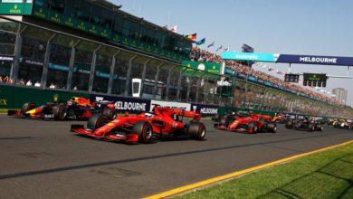 Foto de Fórmula 1 divulga calendário provisório da temporada de 2021