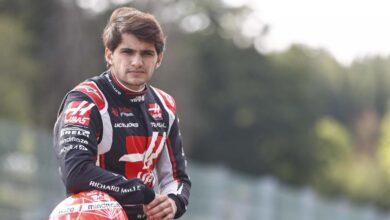 Foto de Pietro Fittipaldi vai guiar pela Haas no GP de Sakhir, substituindo Grosjean após acidente