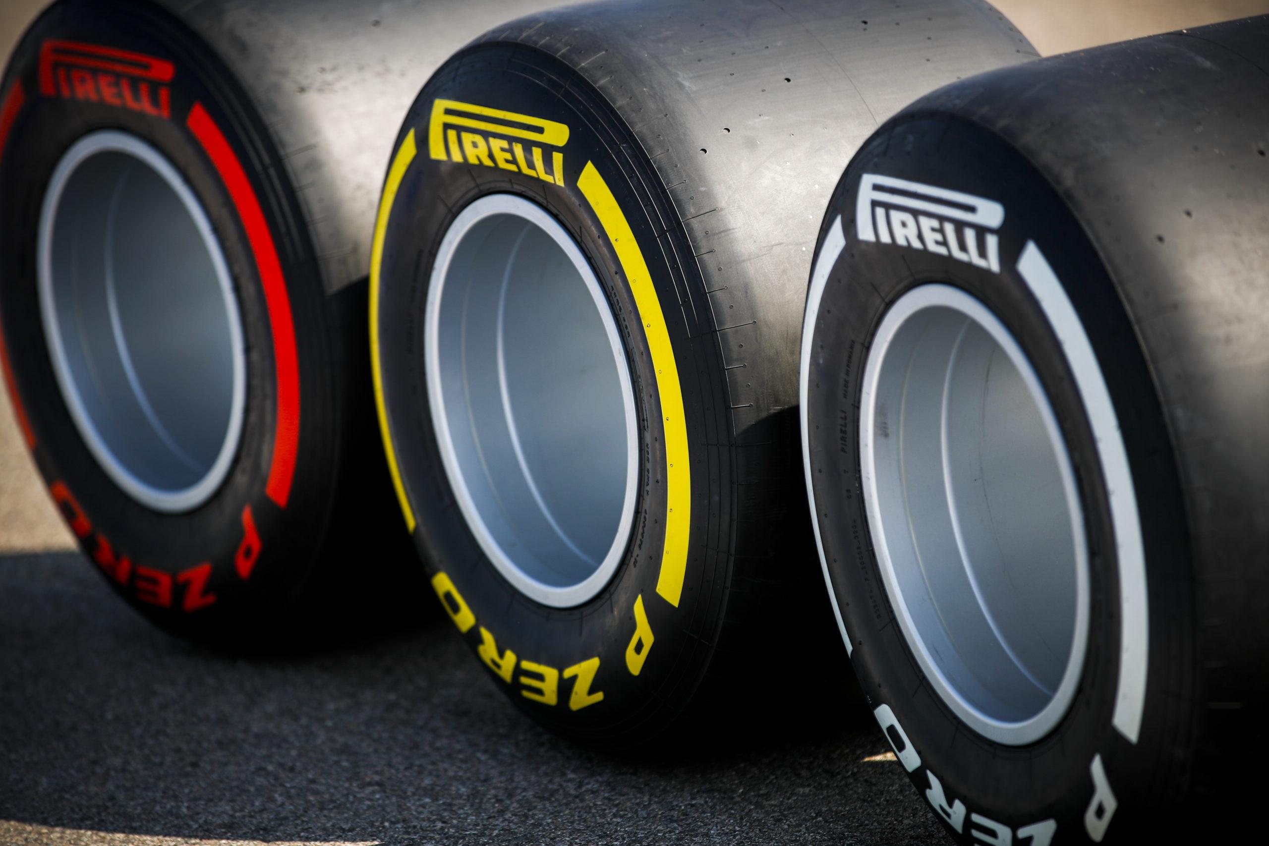 Foto de GP do Bahrein – Os pneus escolhidos para a 15ª rodada da temporada 2020