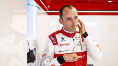 Foto de Robert Kubica vai participar do TL1 do GP do Bahrein no lugar de Raikkonen