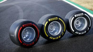 Foto de F1: Pirelli vai realizar novos testes com os pneus da próxima temporada