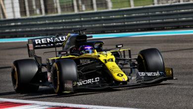 Foto de Fernando Alonso lidera teste em Abu Dhabi