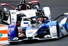 Foto de Max Guenther é o mais rápido no último dia da pré-temporada da Fórmula E, seguido por Sette Câmara