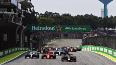Foto de Fórmula 1 confirma realização do GP do Brasil até 2025 em Interlagos