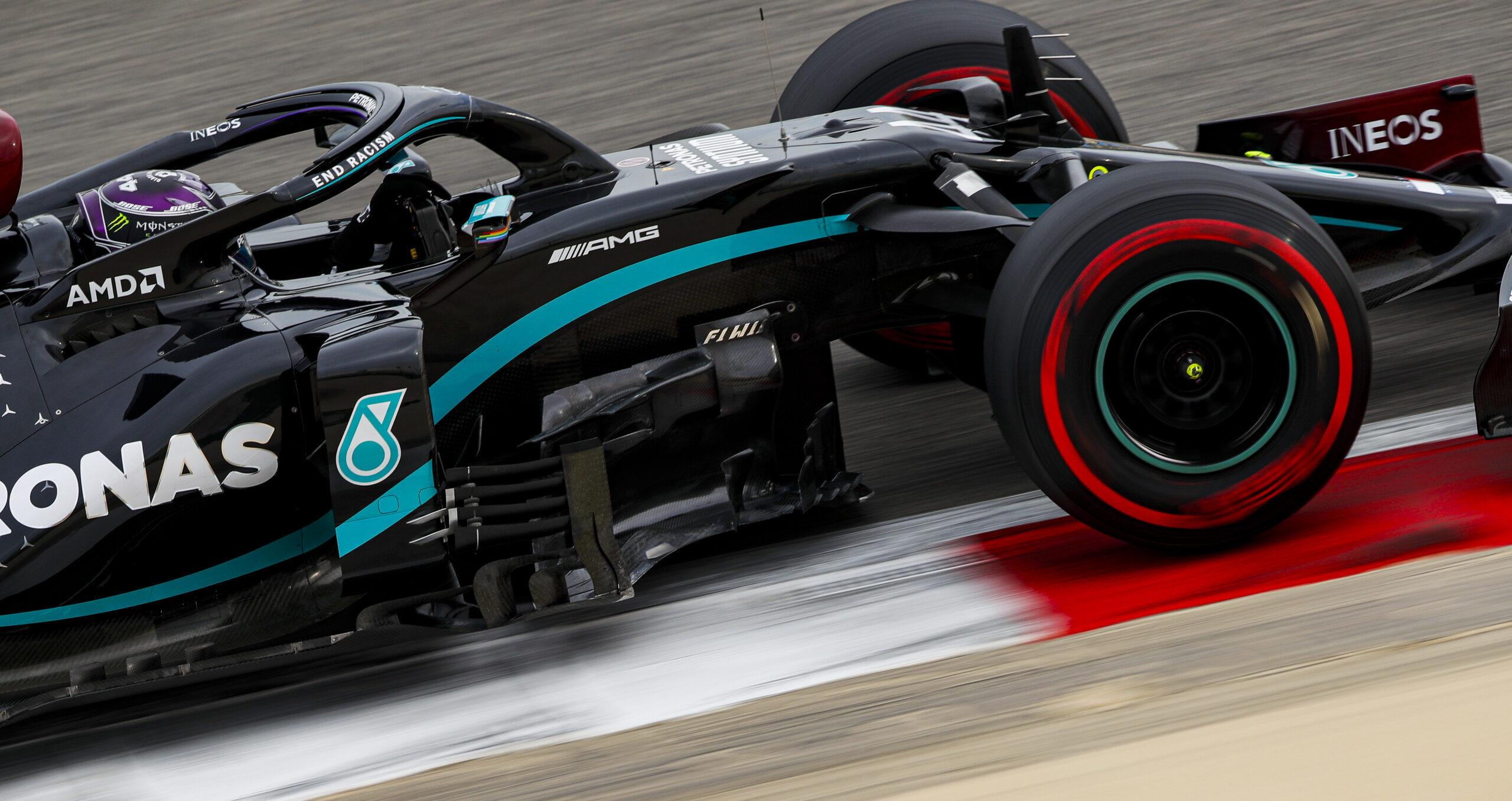 Foto de Preview – A combinação de pneus para o GP de Sakhir