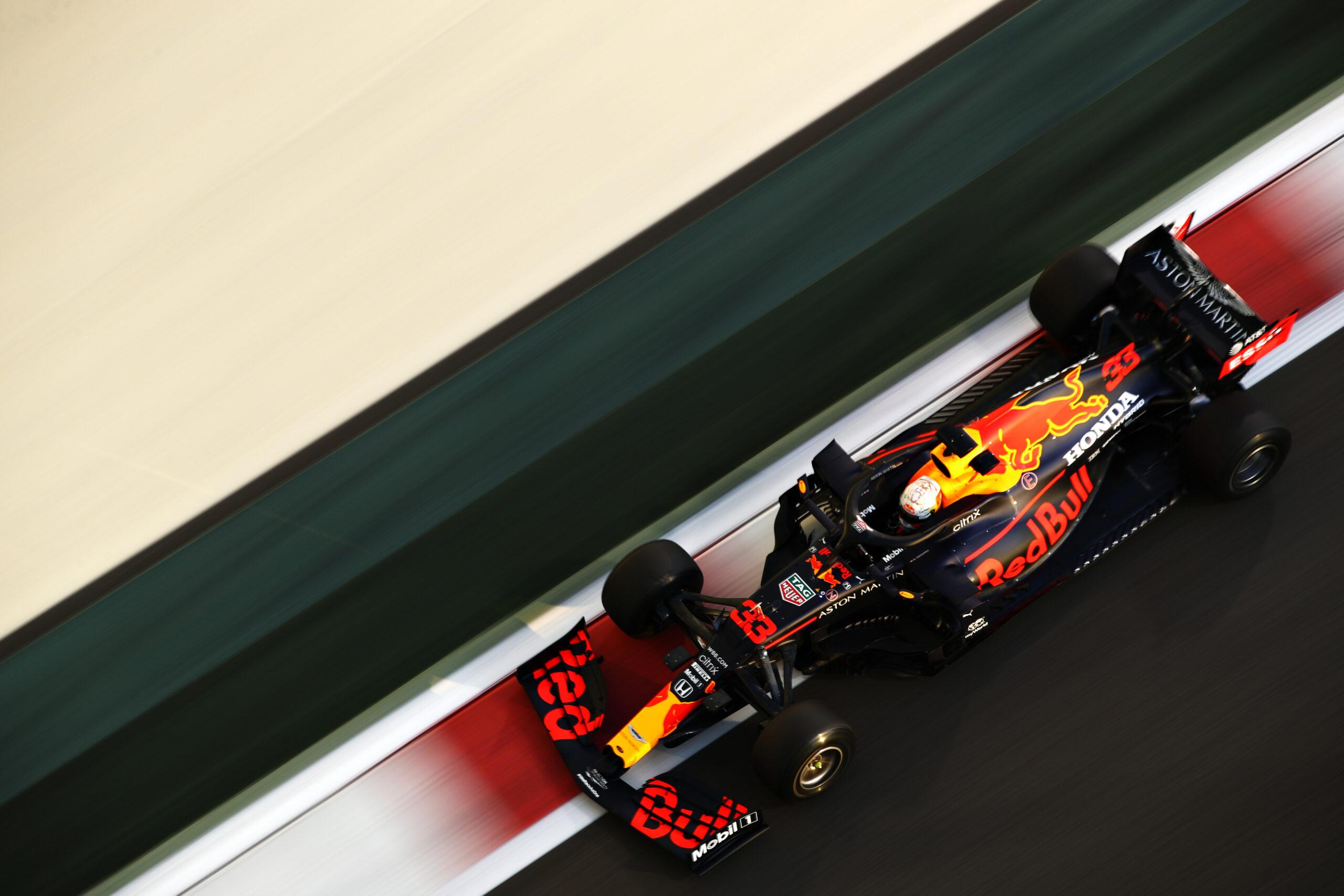 Foto de Dupla da Red Bull domina terceiro treino livre em Abu Dhabi