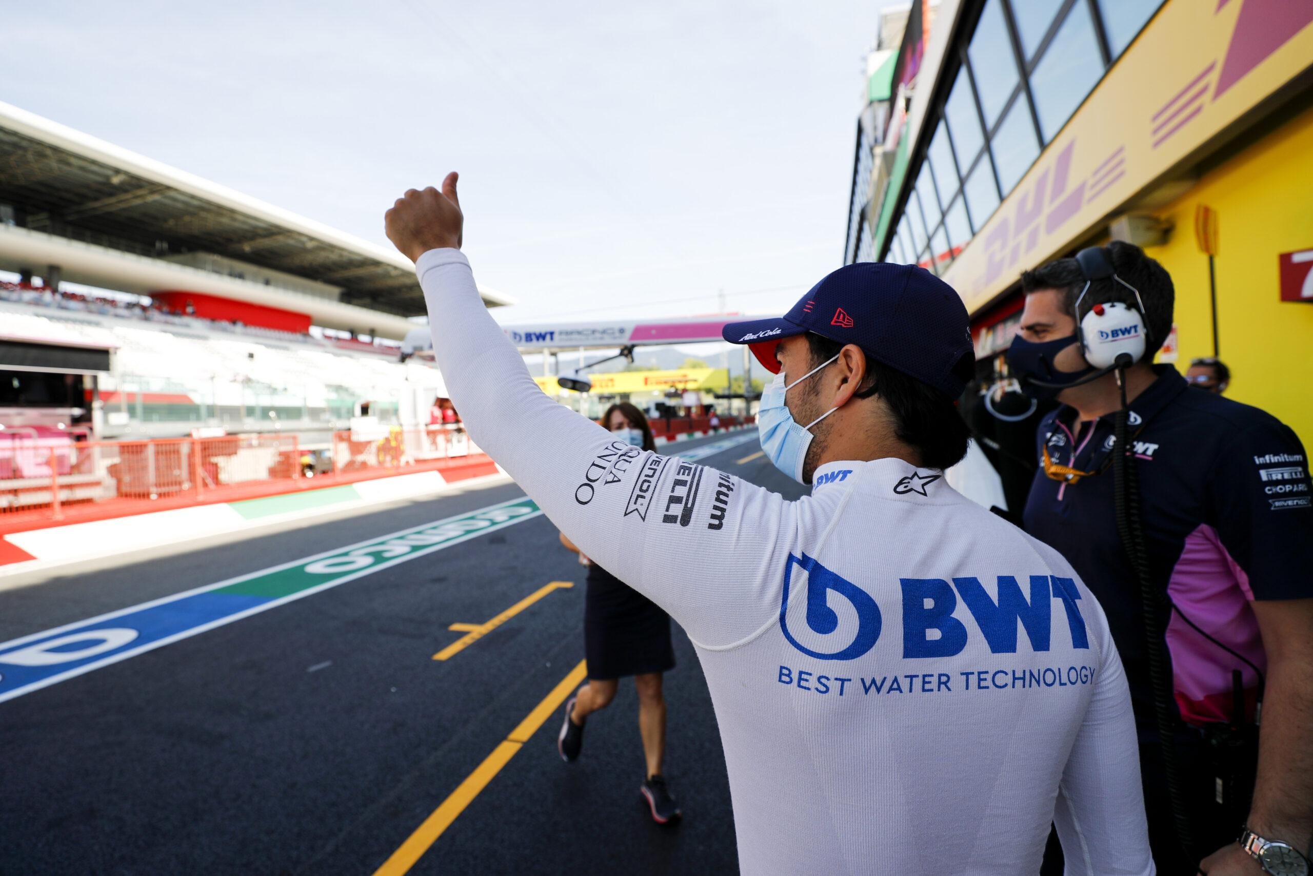 Foto de OPINIÃO – Pérez é ideal para a Red Bull neste momento