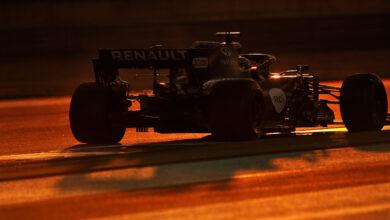Foto de Os pilotos que vão participar do teste em Abu Dhabi nesta terça-feira