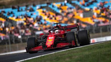 Foto de A nova atualização do motor da Ferrari foi fundamental para o bom desempenho na Turquia