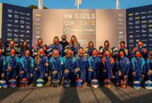 Foto de As brasileiras Ayoub e Bassani avançaram para a próxima parte da seletiva do Girls On Track