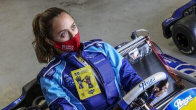 Foto de Julia Ayoub representa Brasil na final do FIA Girls On Track – Rising Stars