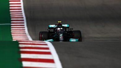 Foto de Bottas lidera dobradinha da Mercedes no TL1 realizado no Circuito das Américas