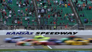 Foto de Faça seu palpite para a etapa do Kansas do Bolão Big One NASCAR 2021
